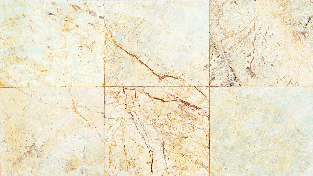 carrelage en marbre vieilli